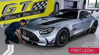 The NEW AMG GT Black Series!! Join Mr AMG for a First Look!