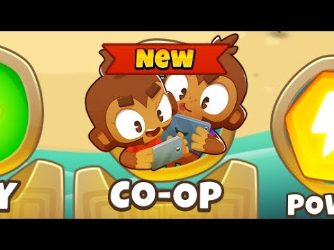 Bloons TD 6 NEW UPDATE 11 0 - Co-op is FINALLY Out!