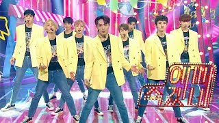 《Comeback Special》 PENTAGON (펜타곤) - Critical Beauty (예뻐죽겠네) + OUTRO @인기가요 Inkigayo 20170618