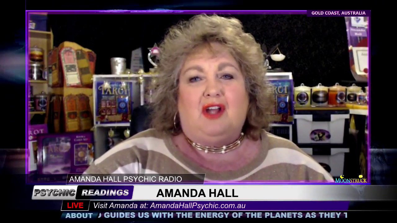 Shop for Amanda Hall Psychic - Readings- Candles - Tarot- Astrology