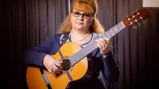 ПИСЬМО МАТЕРИ Песни на стихи Сергея Есенина под гитару исп. Наталия Муравьева
