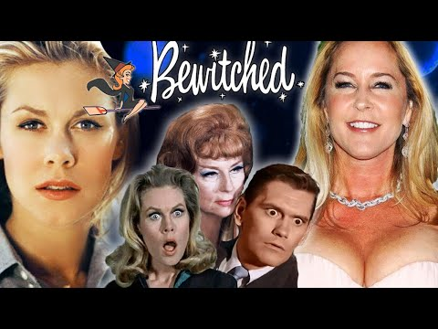 BEWITCHED 🌟 THEN AND NOW 2021