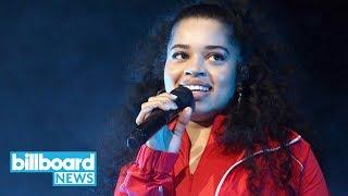 Ella Mai's 'Boo'd Up (Remix)' Adds Nicki Minaj and Quavo | Billboard News