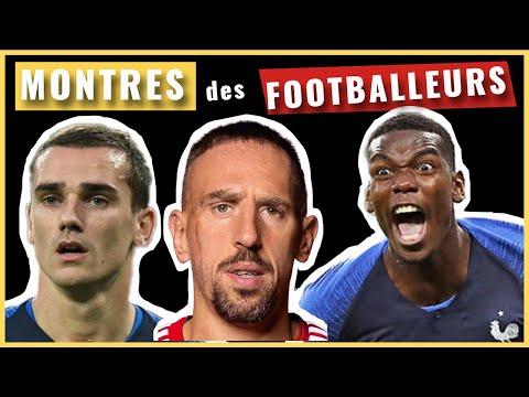 Griezmann, Benzema, Pogba .... Les Montres Des Footballeurs Français 🇫🇷