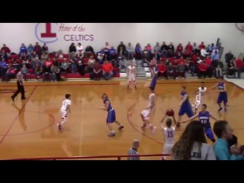 Trinity Celtics vs Marion Warriors, Jan 8, 2016