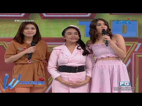 Wowowin: Young singer, may potential maging broadway performer