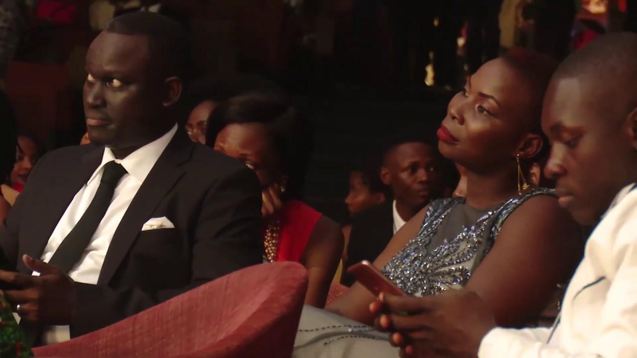 Download Kin Kariisa receives media Visionary  Award 2018