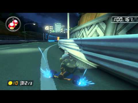 N64 Toad's Turnpike - 1:40.975 - JαK (Mario Kart 8 World Record)