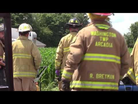 Fatal crash near Red Hawk Run
