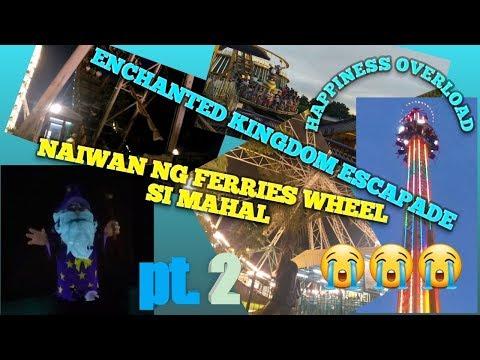 enchanted-kingdom-escapade-//-pt.2-(naiwan-ng-ferries-wheel-si-mahal)-😭😭