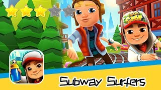 Subway Surfers Chicago Day3 Walkthrough City of the Big Shoulders Recommend index three stars