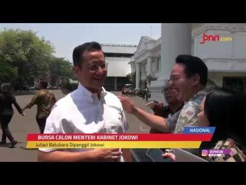 Juliari Batubara, Calon Menteri dari PDIP Kasih Sinyal Penugasan dari Jokowi