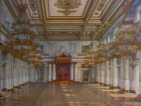 Visit to Hermitage Museum in Saint Petersburg, Russian Federation