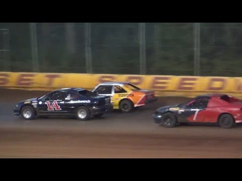 4 Bee Feature @ Sunset Speedway 2017