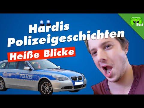HARDIS POLIZEIGESCHICHTEN # 2 - Heiße Blicke «» Best of PietSmiet | HD