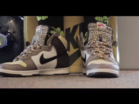 reputable site 8c971 041d7 Nike SB Ferris Bueller On Feet - SB Grail Pickup - YouTube