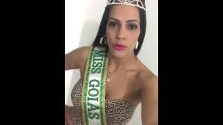 Baixar Convite Miss Goias Turismo 2015 dia 25 de Julho em Luiz Alves - Rio Araguaia