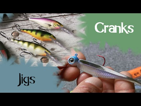 Crankbaits Vs. Jigs For Spring Walleyes