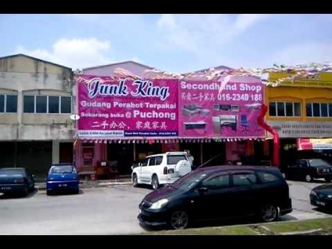 Puchong Putra Perdana Used Furnitures Shop -