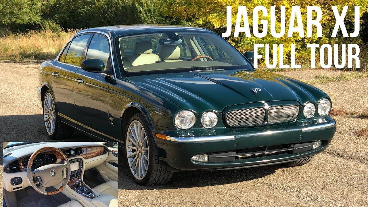 2006 Jaguar XJR Detailed Full Tour