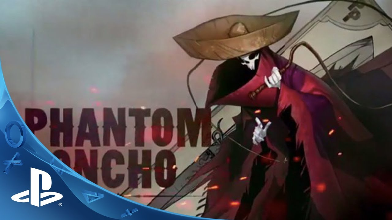 PlayStation E3 2014 | Secret Ponchos | Live Coverage (PS4) - YouTube
