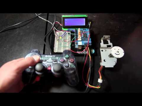 XBEE - WIRELESS JOYSTICK CONTROL AND DISTANCE