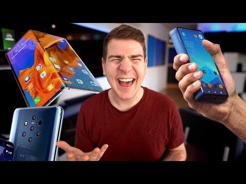 TOP5 der Verrücktesten Smartphones 2019! (MWC Edition) - felixba