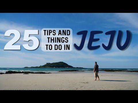 25 Tips and Things to do on Jeju Island from a local - Jeju Travel Guide