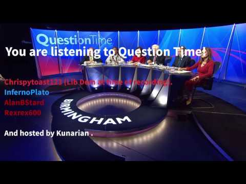 MHOC Question Time