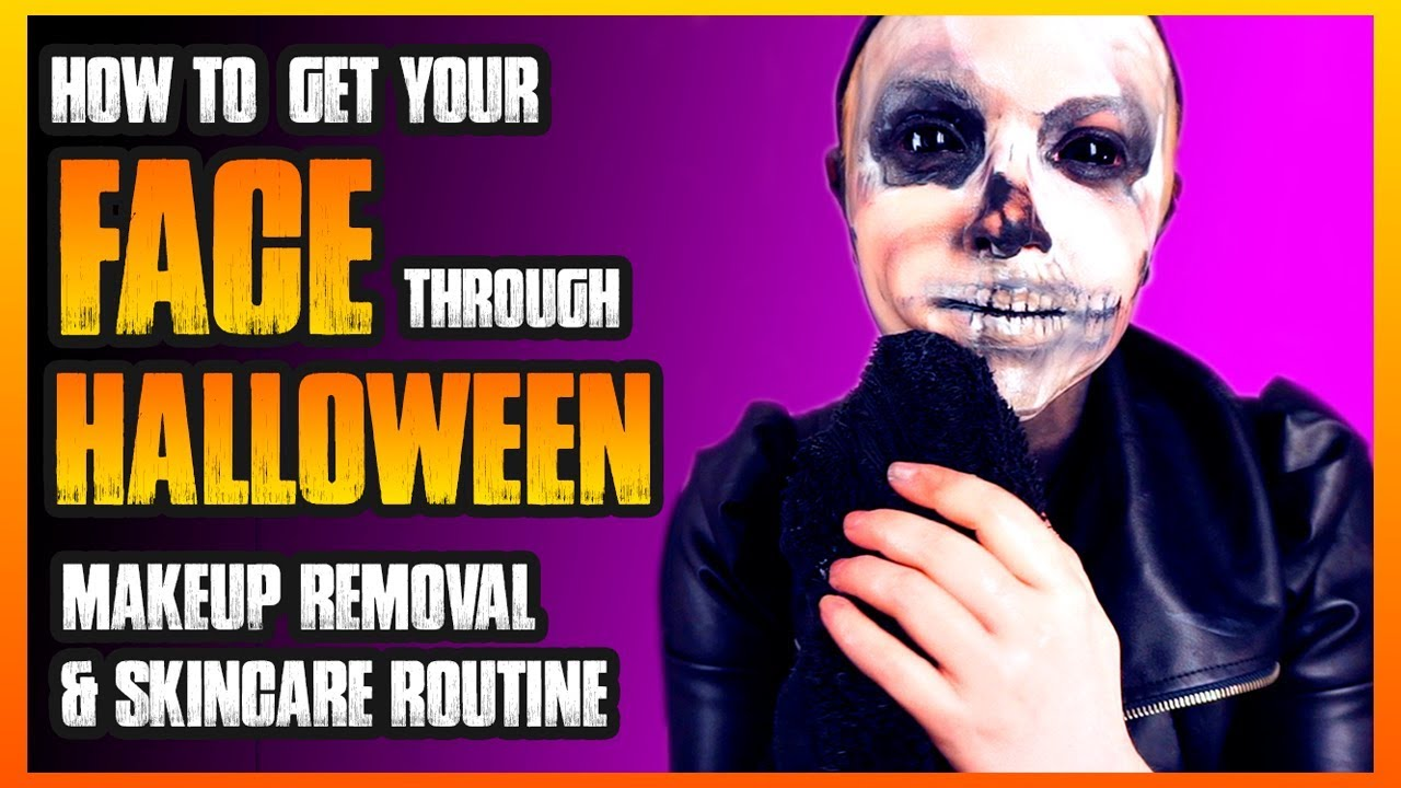 how-to-get-your-face-through-halloween-skincare-routine