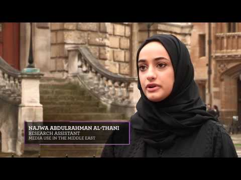 Media use in the Middle East research at Northwestern University's Qatar campus