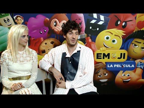 Quim Gutiérrez y Macarena Gómez ponen voz a la película 'Emoji'