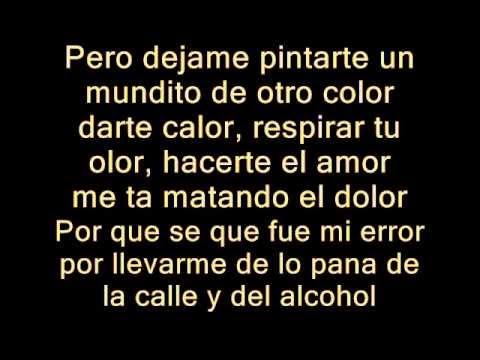 Poeta Callejero - Esperando Por Ti Con Letras (With Lyrics)