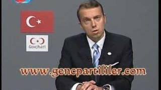 Genç Parti Genel Başkanı Cem UZAN TRT 1 de Seçim konuşması