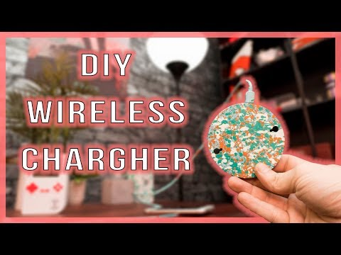 Make a Wireless Charger for under 4$