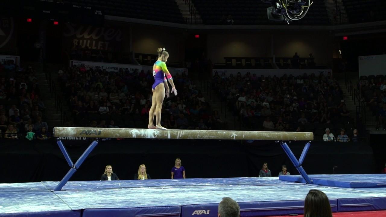 ragan smith u2013 balance beam u2013 us classic u2013 senior competition usa gymnastics