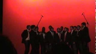 """""""Yesterday"""" by the Pitchforks of Duke University"""