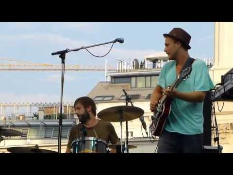 Steaming Satellites - Notice (Popfest Karlsplatz 2013)