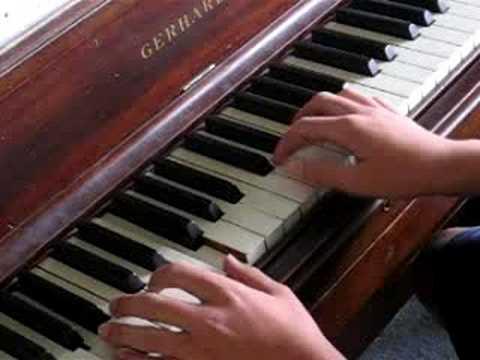"""The Rose"" Piano Tutorial"