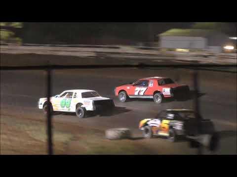 Street Stocks at Abilene Speedway 8-10-19