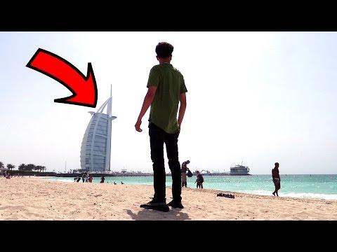 Explorando el MEJOR HOTEL DEL MUNDO en DUBAI