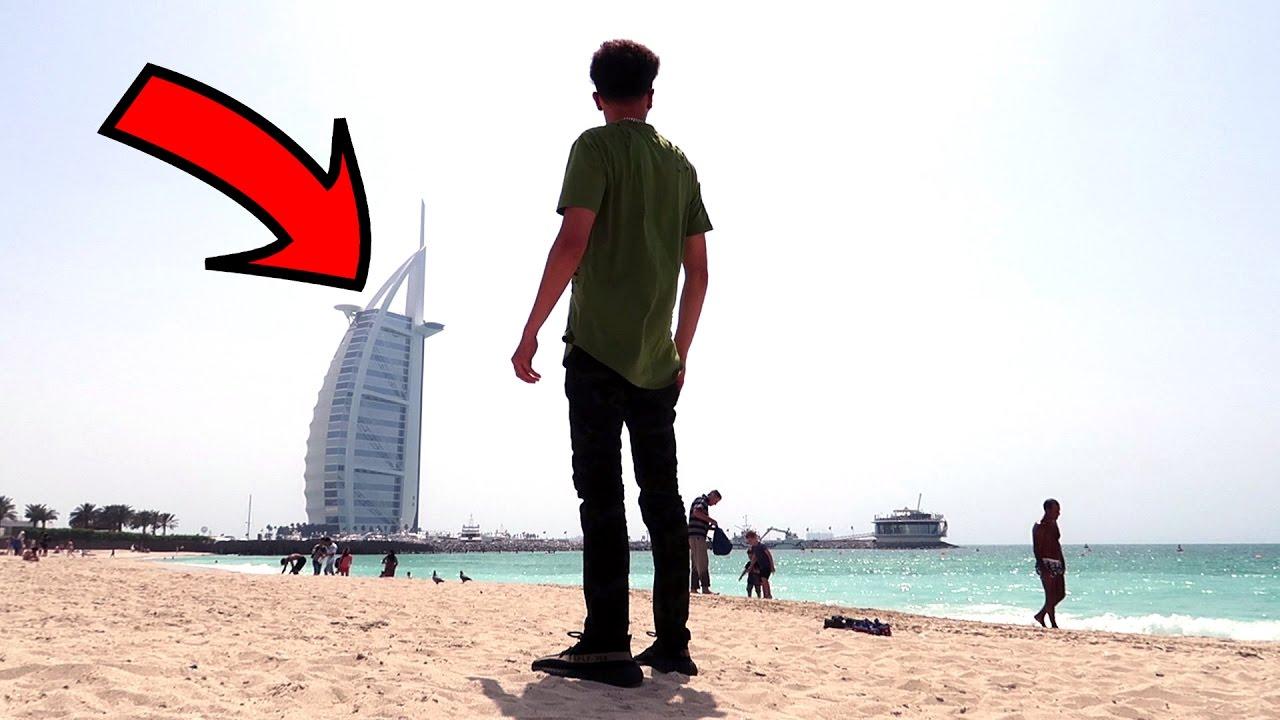 Explorando El Mejor Hotel Del Mundo En Dubai Youtube