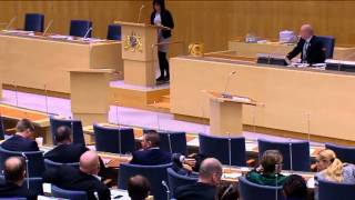 Rossana Dinamarca - Du är inte min talman