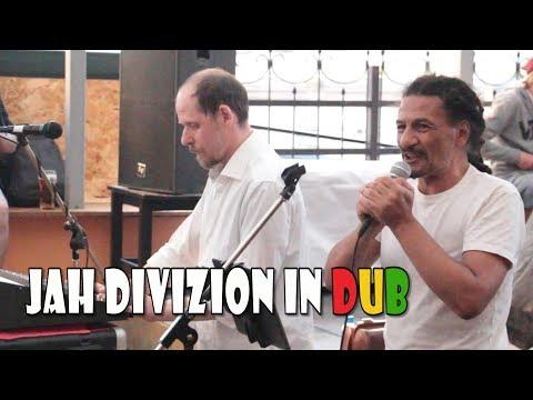 JAH DIVIZION In DUB. CARIBACE Style @ MOD (SPb) 2018-05-27
