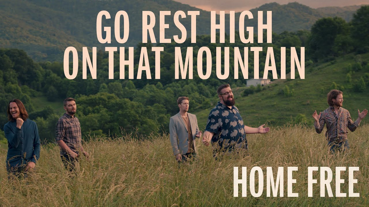 Home Free - Go Rest High On That Mountain (Official Music Video) - Vince Gill