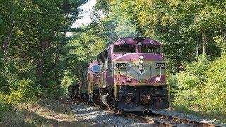 MBTA Leader on a Freight Train, 9-15-17