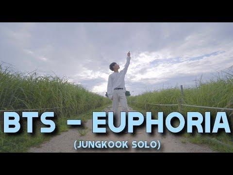 [K-POP] BTS 방탄소년단 (Jungkook(정국)) - Euphoria (유포리아) Full Cover Dance 커버댄스 4K