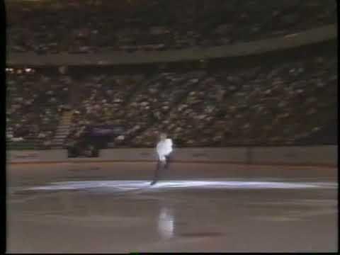Viktor Petrenko (URS) - 1988 Calgary, Figure Skating, Exhibitions