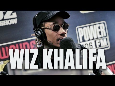 Wiz Khalifa On Why Record Labels Suck + Taking Over You Tube