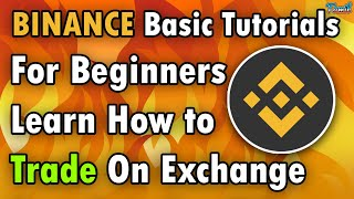 Binance Exchange Tutorial - Step by Step for Beginners 2021 in Tamil